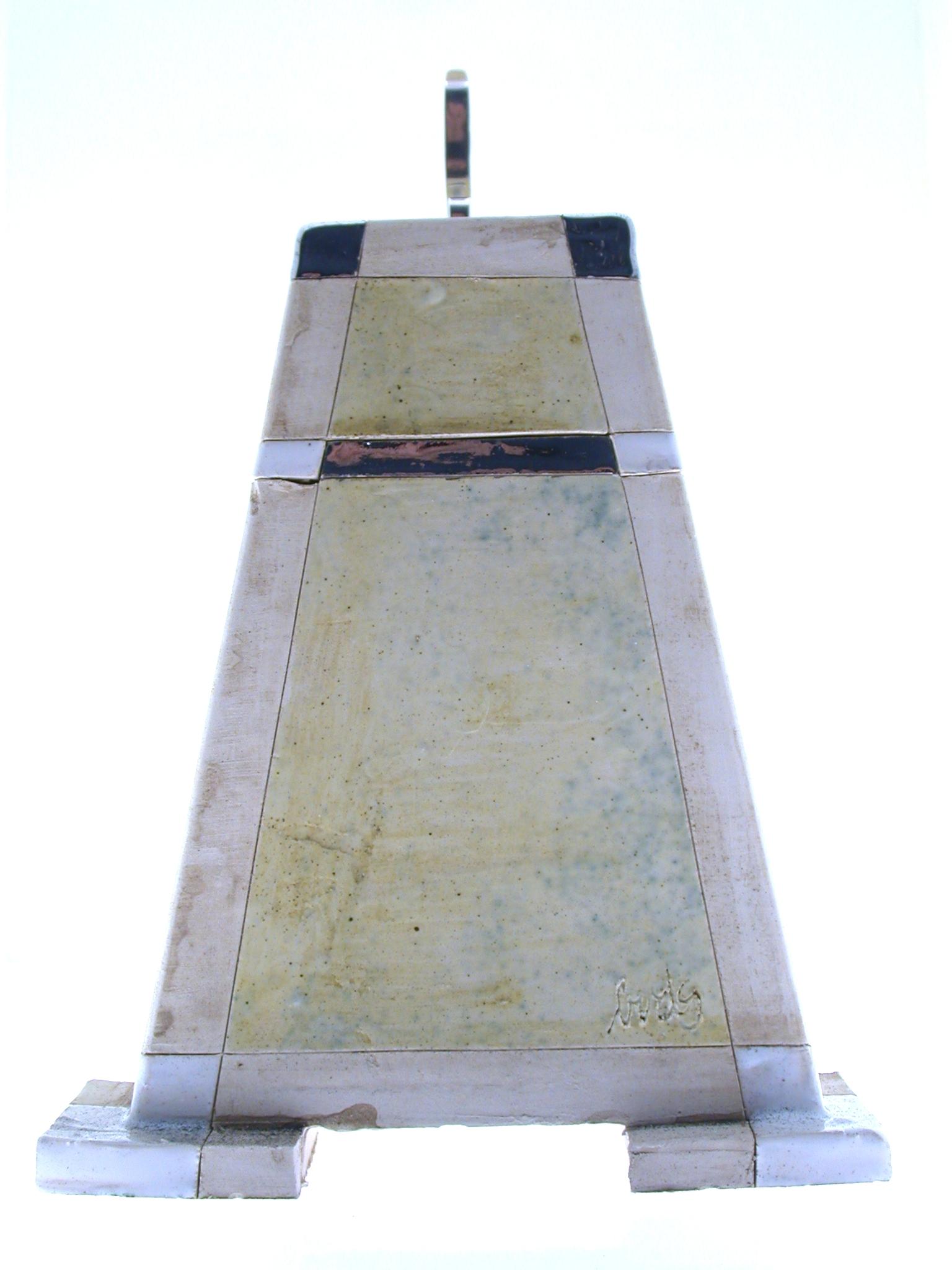 Keramiek kunst voor interieur bernadette van den steen for Interieur steen